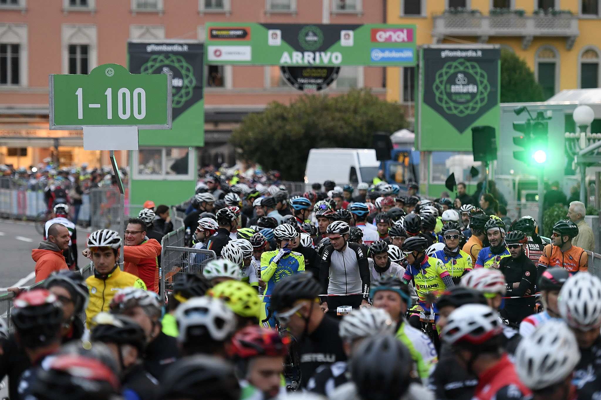 ALL THE NUMBERS OF THE GRAN FONDO