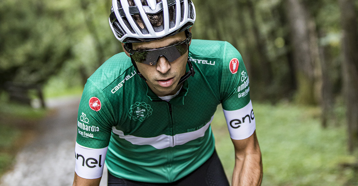 The official jersey of the Gran Fondo Il Lombardia has been unveiled
