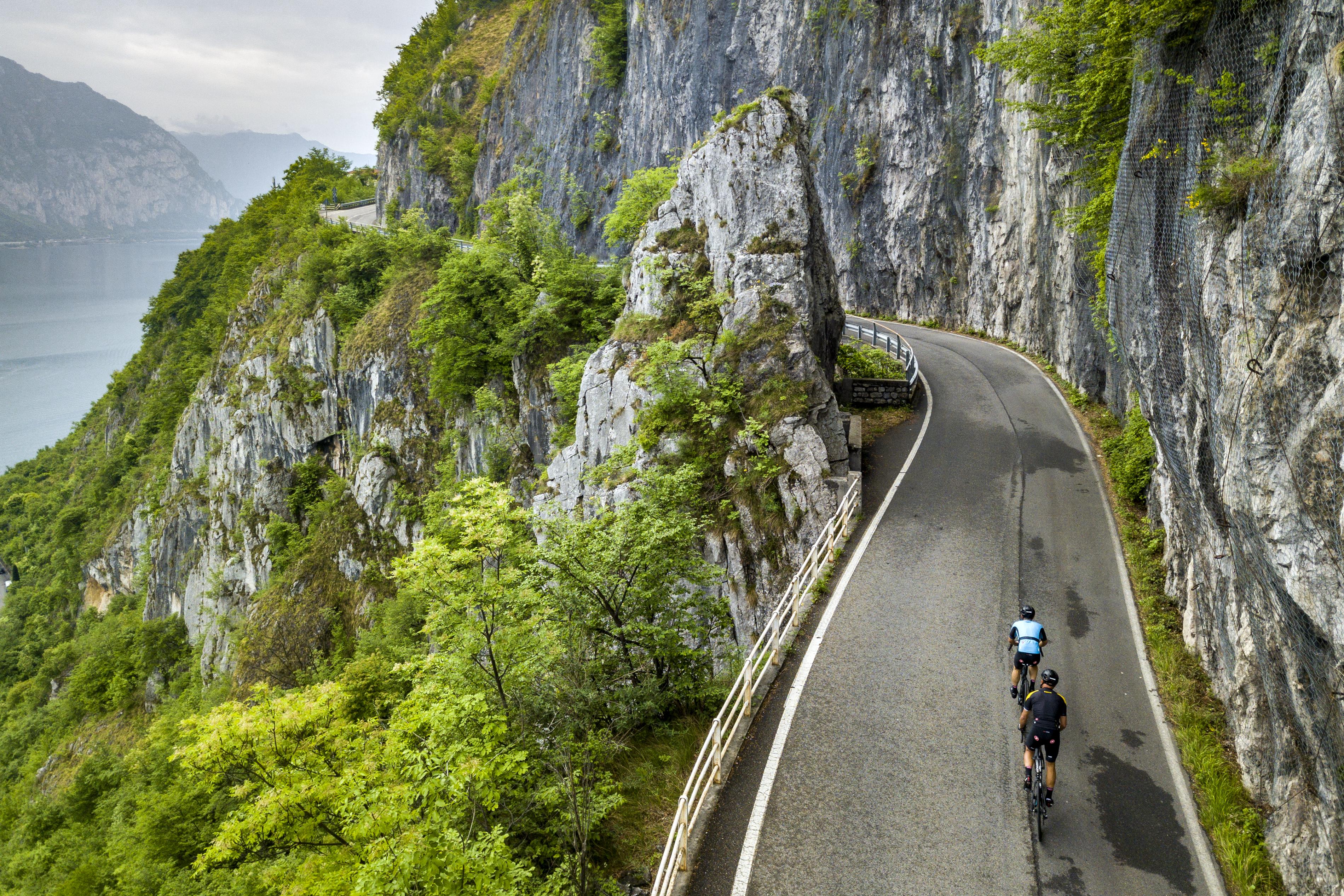 Alla Gran Fondo Il Lombardia con Pirelli