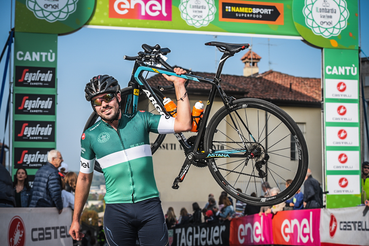 Granfondo Il Lombardia returns on 10 October with its iconic climbs Sormano and Ghisallo